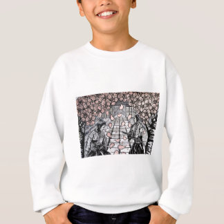 One Draw By Carter L. Shepard Sweatshirt