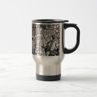 One Draw By Carter L. Shepard Travel Mug