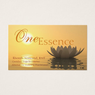 One Essence Business Card