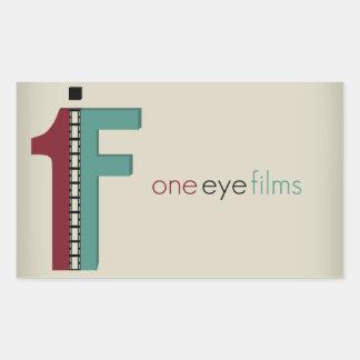 One Eye Films Sticker