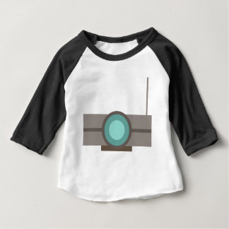One Eyed Robot Baby T-Shirt