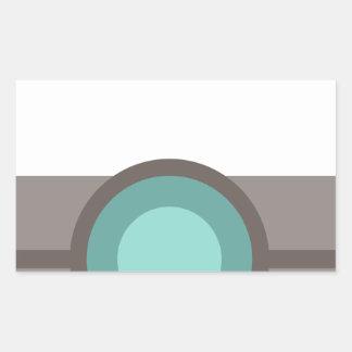 One Eyed Robot Sticker