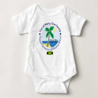 One family baby bodysuit