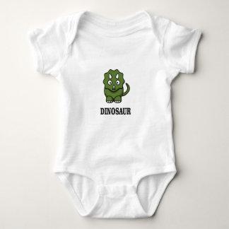 one fine dino baby bodysuit