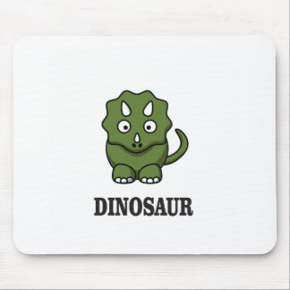one fine dino mouse pad