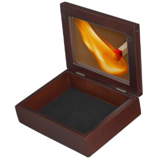 One Flame of Fire Memory Boxes