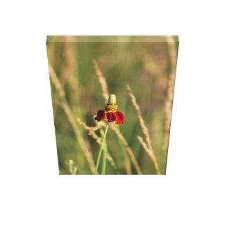 One Flower Canvas Print