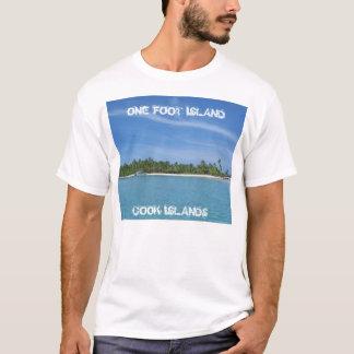 ONE FOOT ISLAND T-SHIRT