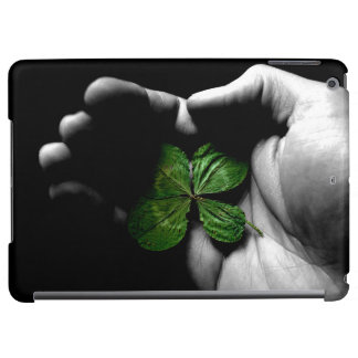 One for luck iPad air cover