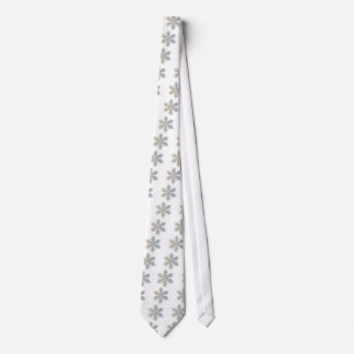 One Glittery Snowflake Tie
