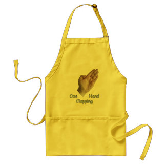 One Hand Clapping AMAZON Standard Apron
