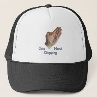 One Hand Clapping AMAZON Trucker Hat