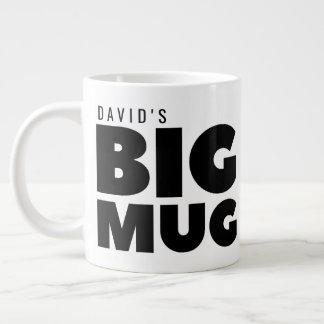 One Huge Mug | Custom Name Novelty Jumbo Cup