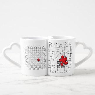 One in 110 - Autism Awareness Coffee Mug Set