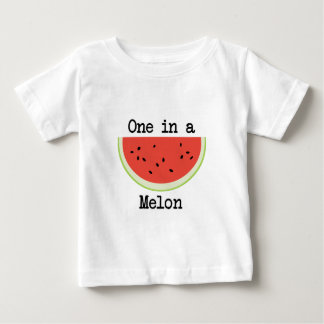 One in a Melon Baby T-Shirt
