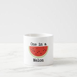 One in a Melon Espresso Cup