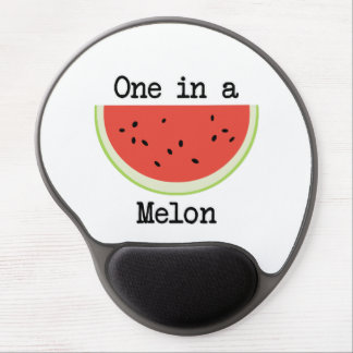 One in a Melon Gel Mouse Pad