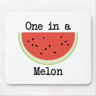 One in a Melon Mouse Pad