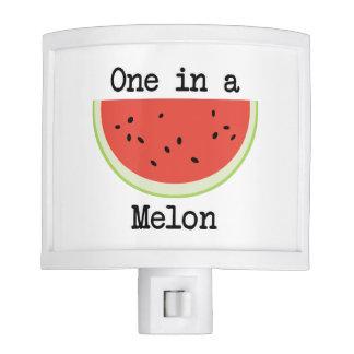 One in a Melon Nite Lite