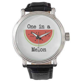 One in a Melon Wrist Watches