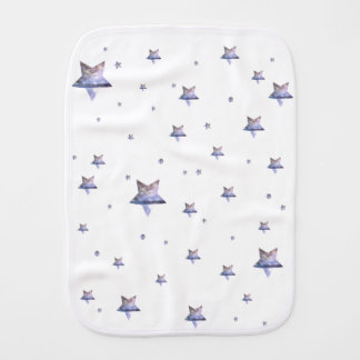 One in a million|Stars Baby Burpcloth Burp Cloth