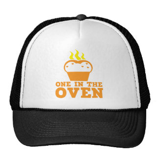 one in the oven trucker hat