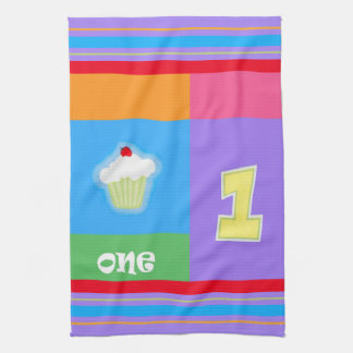 One is Fun! Kitchen Towel