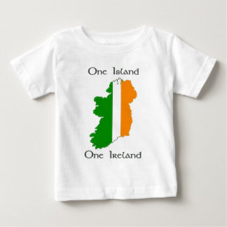 One Island - One Ireland Baby T-Shirt