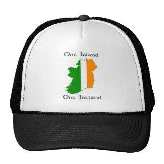 One Island - One Ireland Hat