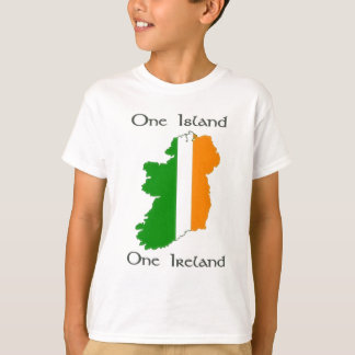 One Island - One Ireland T-Shirt