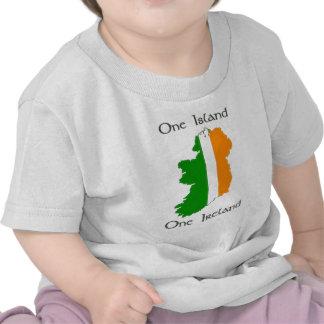 One Island - One Ireland Tees