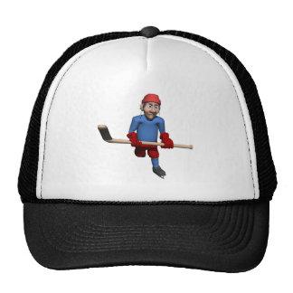 One Leg Trucker Hat