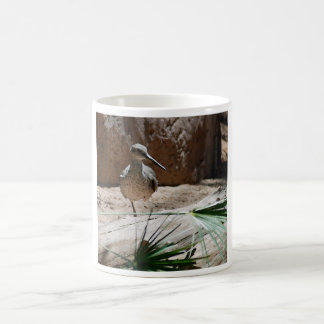 One-Legged Bird Mug