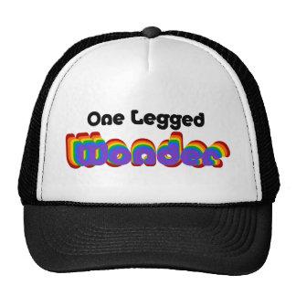 One Legged Wonder Trucker Hat