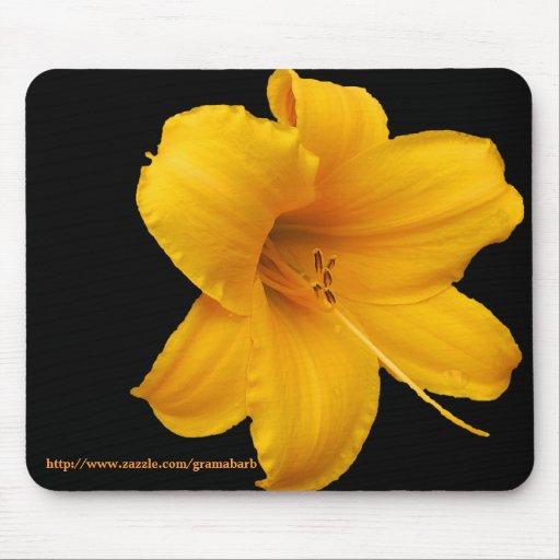 One Lily Mousepad