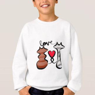 One Liner Love Sweatshirt