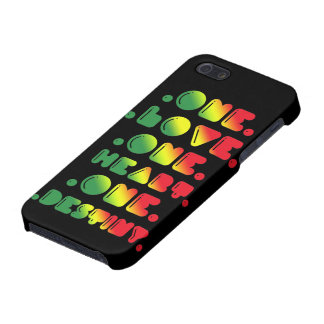 ONE LOVE iPhone 5 CASES