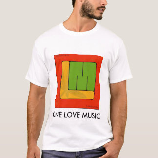 ONE LOVE MUSIC T-Shirt