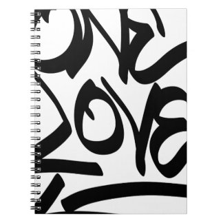 one-love notebook