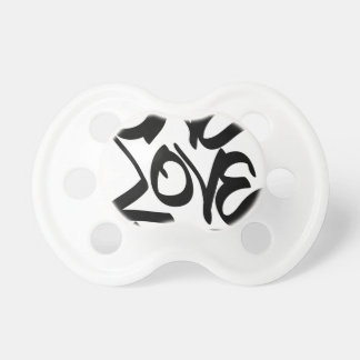 one-love pacifier