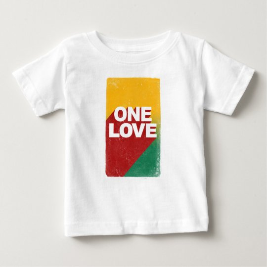 One Love Poster Baby T-Shirt
