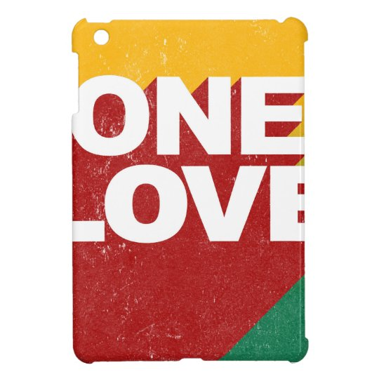 One Love Poster Case For The iPad Mini