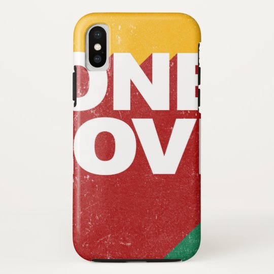 One Love Poster HTC Vivid / Raider 4G Cover