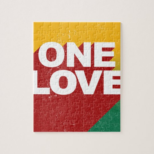 One Love Poster Puzzle