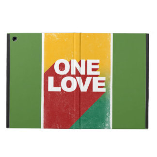 One love rasta iPad air case