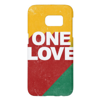 One love rasta samsung galaxy s7 case