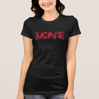 One Love (red) T-Shirt
