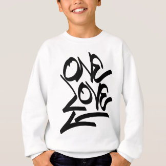 one-love sweatshirt