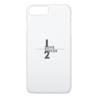 one love two pieces iPhone 8 plus/7 plus case
