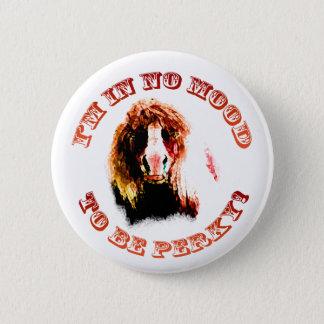 One Mad Pony 2 Inch Round Button